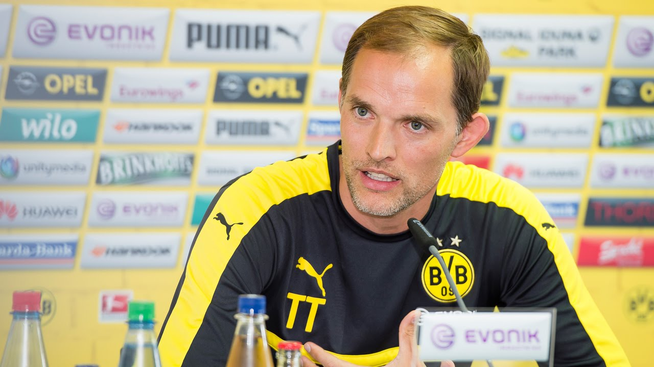 Pressekonferenz: Thomas Tuchel zur Saisonvorbereitung 2016/17