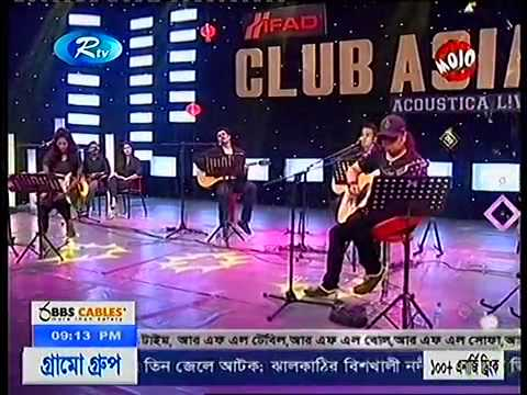 Acoustica Live Nil Monihar (Lucky Akhand) Covered by Toma