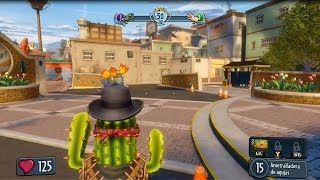 PLANTS VS ZOMBIES: CACTUS BANDIDO