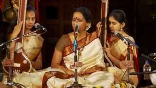 Yaksha 2015- Day 7 Glimpses- Vidushi Bombay Jayashree