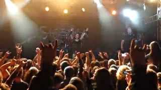 Sirenia - The Seventh Summer (live in Moscow 2015)