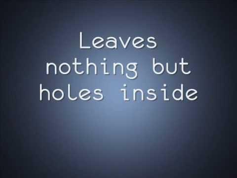 Lyrics: JOE BROOKS - HOLES INSIDE