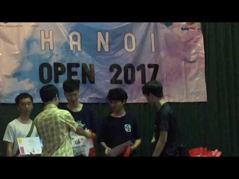Hanoi Open 2017