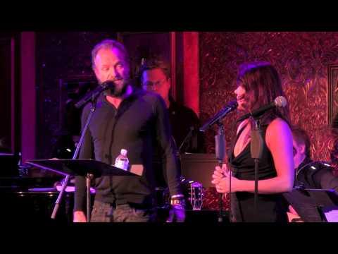"Sting & Rachel Tucker - ""Practical Arrangement"" (Sting/Rob Mathes)"