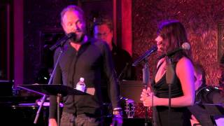 "Sting & Rachel Tucker - ""Practical Arrangement"" (Sting/Rob Mathes)"