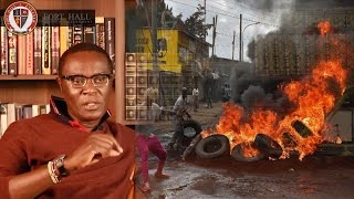 Politics of Burning Schools and Country