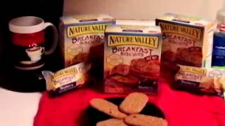 My Review On Nature Valley Breakfast Biscuits