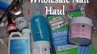 Acrylic Nail Supply Haul 2015 | DivaDollFlawless