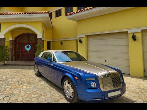 RARE tour inside the alleged new mansion of President Obama! | Dubai?