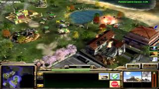 C&C Generals Zero Hour - GLA Walkthrough Part 7 - Take it back [HD]