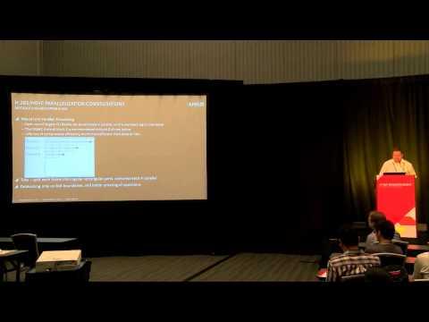 x265: Open Source H.265/HEVC Video Encoder