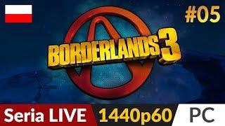 Borderlands 3 PL  #5 (odc.5)  Statek i nowa planeta | Gameplay po polsku