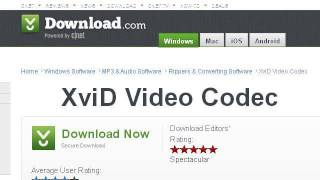 How-To Use Xvid Codec Mp3