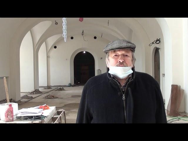 Интервью с главным архитектором нашего храма Андреем Николаевичем Оболенским