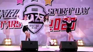 ALLY (fancam) - No Matter What I Do [Kazz Sport Day l 07.11.2020]
