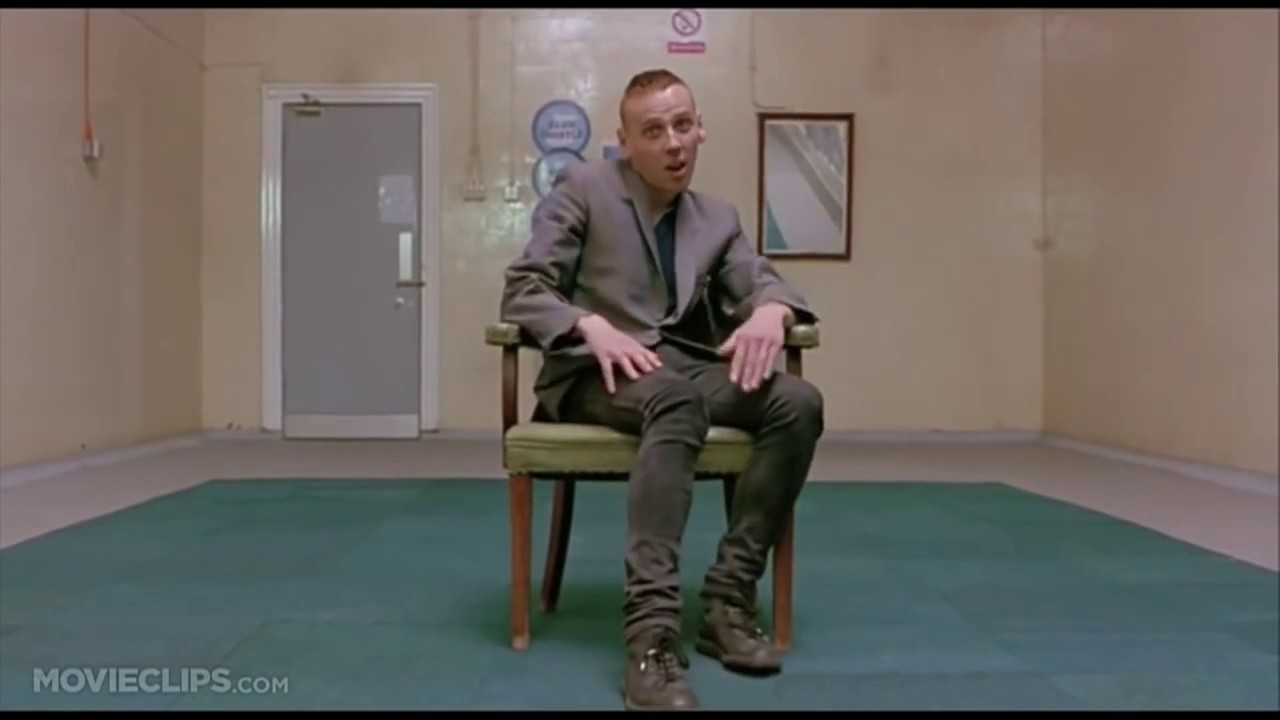 Trainspotting Spud Interview Quotes