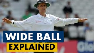 Wide Ball in Cricket Explained    Cricket Law 22   Know Cricket Better Series screenshot 4