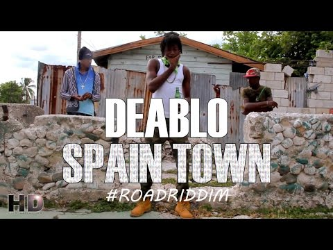 Deablo - Spain Town [Official Music Video HD]