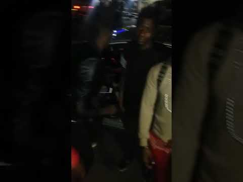 Jah signal freestyle in Harare ,Streets with fans and friends