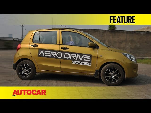 Self-driving Celerio   Feature   Autocar India