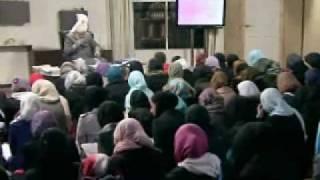 Gulshan-e-Waqfe Nau (Nasirat) Class: 24th January 2010 - Part 1  (Urdu)