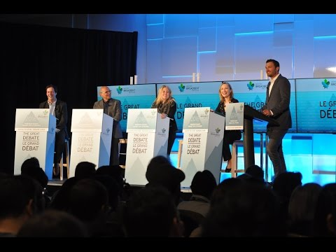 The Great Debate: Be It Resolved Canada Needs Proportional Representation