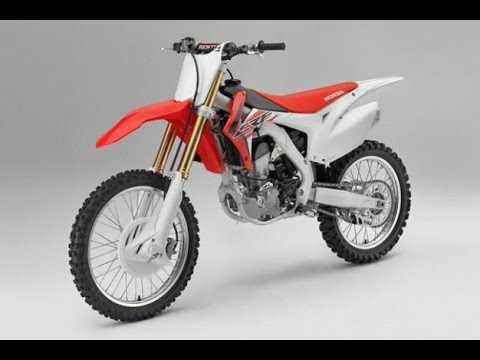 Honda CRF150f Dirtbike Review - YouTube