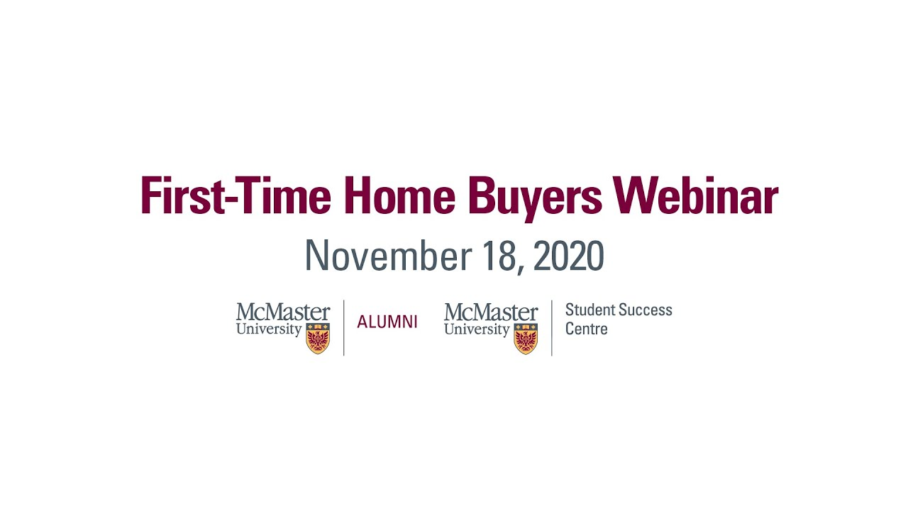 Image for First Time Home Buyers Webinar webinar