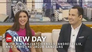 Katarina Rodriguez is Miss World Philippines 2018 (CNN Philippines)