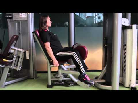 Gym induction - Bloomsbury Fitness Exercise Videos