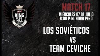 Torneo KoH - Los Soviéticos vs…