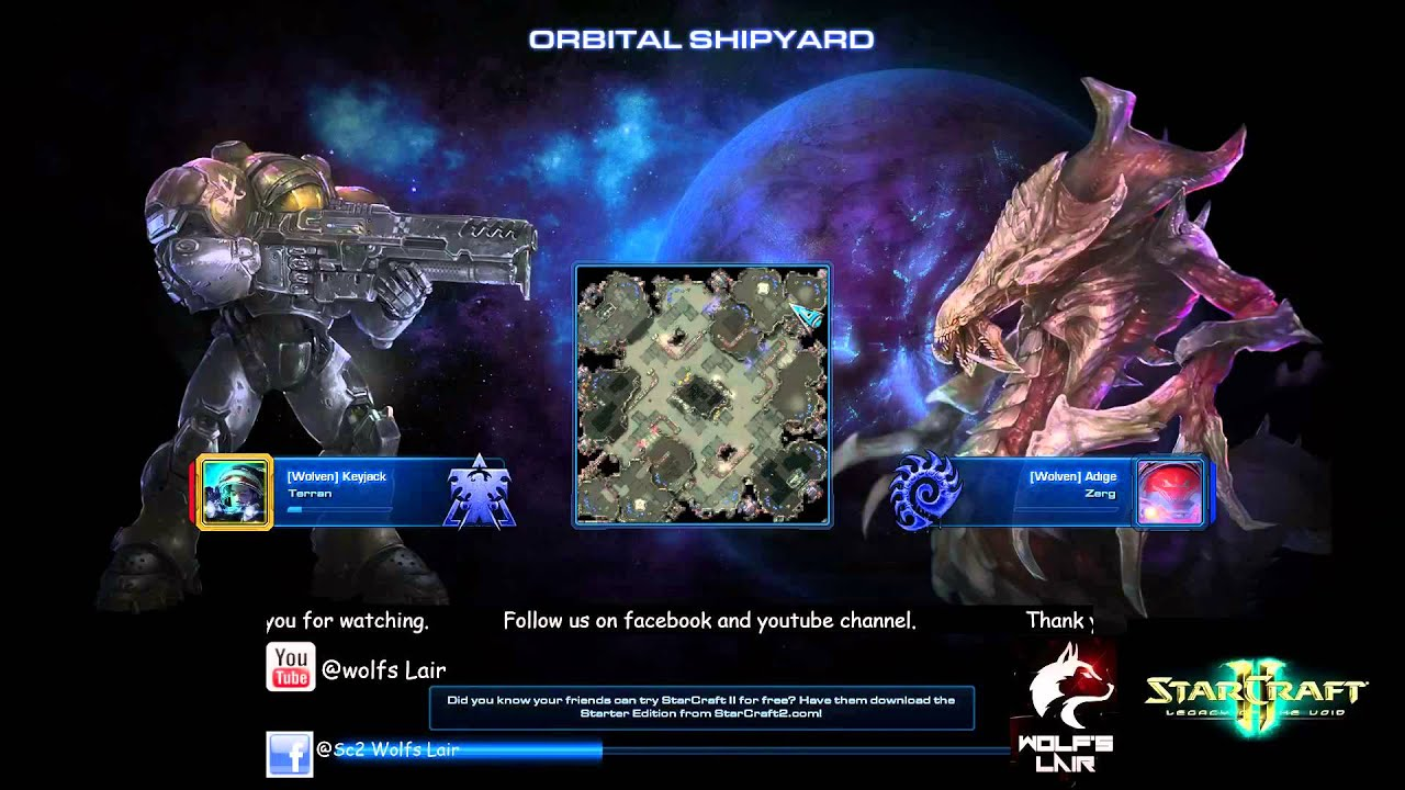 from Malakai starcraft matchmaking not loading