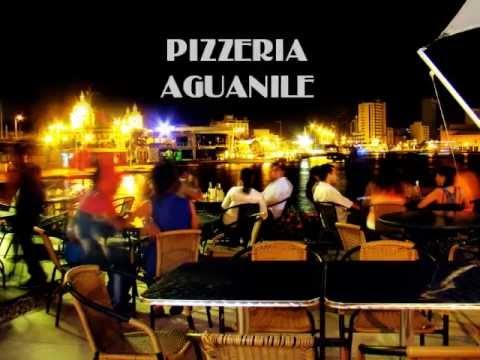 Pizzeria Aguanile - La Casa de la Salsa en Cartagena
