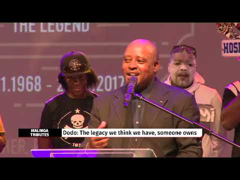 Orlando Pirates pay their tribute to the music legend Robbie Malinga