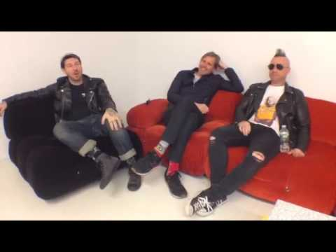 A7X Zacky Vengeance + Brooks Wackerman + Johnny Christ Interview 2017