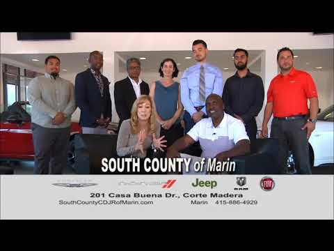 South County Chrysler >> South County Of Marin Chrysler Dodge Jeep Ram Fiat Team