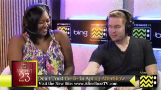 "Don't Trust the B in Apartment 23 After Show Season 2 Episode 4 ""It's a Miracle..."" 