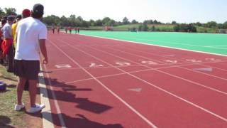 2016 mens 100m dash