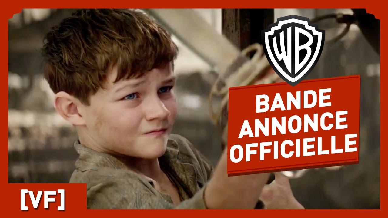 PAN - Bande Annonce Officielle 2 (VF) - Levi Miller / Hugh Jackman / Garrett Hedlund / Joe Wright