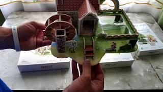 3D пазлы с живыми растениями. Игрушка с розетки для детей обзор