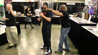 GOOL-JIT ZU - DEFENSIVE MOVES AGAINST ZOMBIE ATTACKS - WSC DALLAS -MARCH 14-15 2015 - Pt 3 of 6.