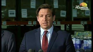 Florida Gov. DeSantis Gives Coronavirus Update   NBC 6