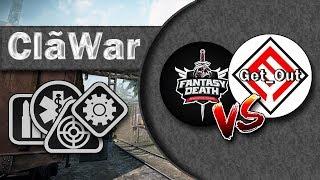 [Warface] Clã War - FantasyDeath vs Get_Out / Dp-12