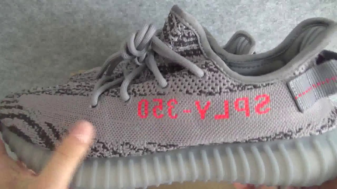 062adf3c141c Newset version:Adidas Yeezy Boost 350 V2 Beluga 2.0 unboxing|review ...