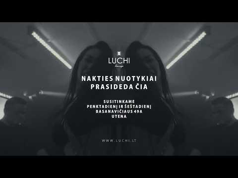 UTENA  - NIGHTLIFE - LUCHI - NIGHT CLUB @ LITHUANIA