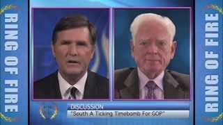 Papantonio: South A Ticking Time Bomb for GOP