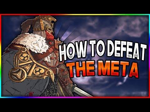 How to Take Down the Meta as Warlord - For Honor Season 5