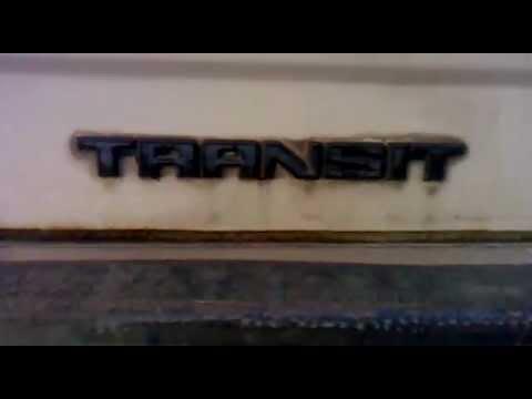 Ford Transit Mk2 Bus (1981) - Progetto Next Cinema Italia Tour Interni - Esterni