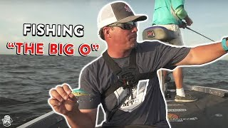 Bass Fishing Lake Okeechobee With Scott Martin!