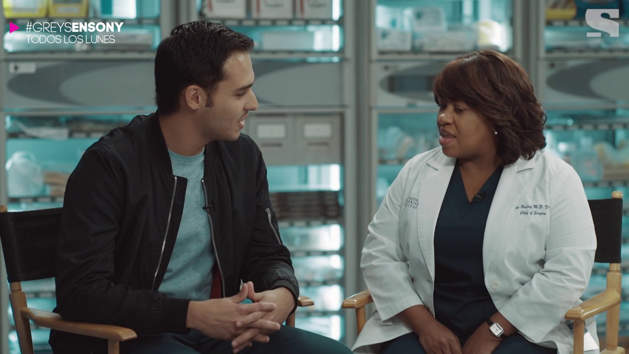 Greys anatomy, Meredith and Derek elevator scene / s1 e2